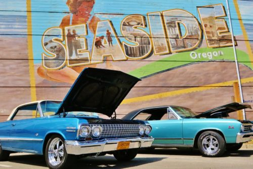 Hot Summer Car Shows help usher in the summer season in Seaside.