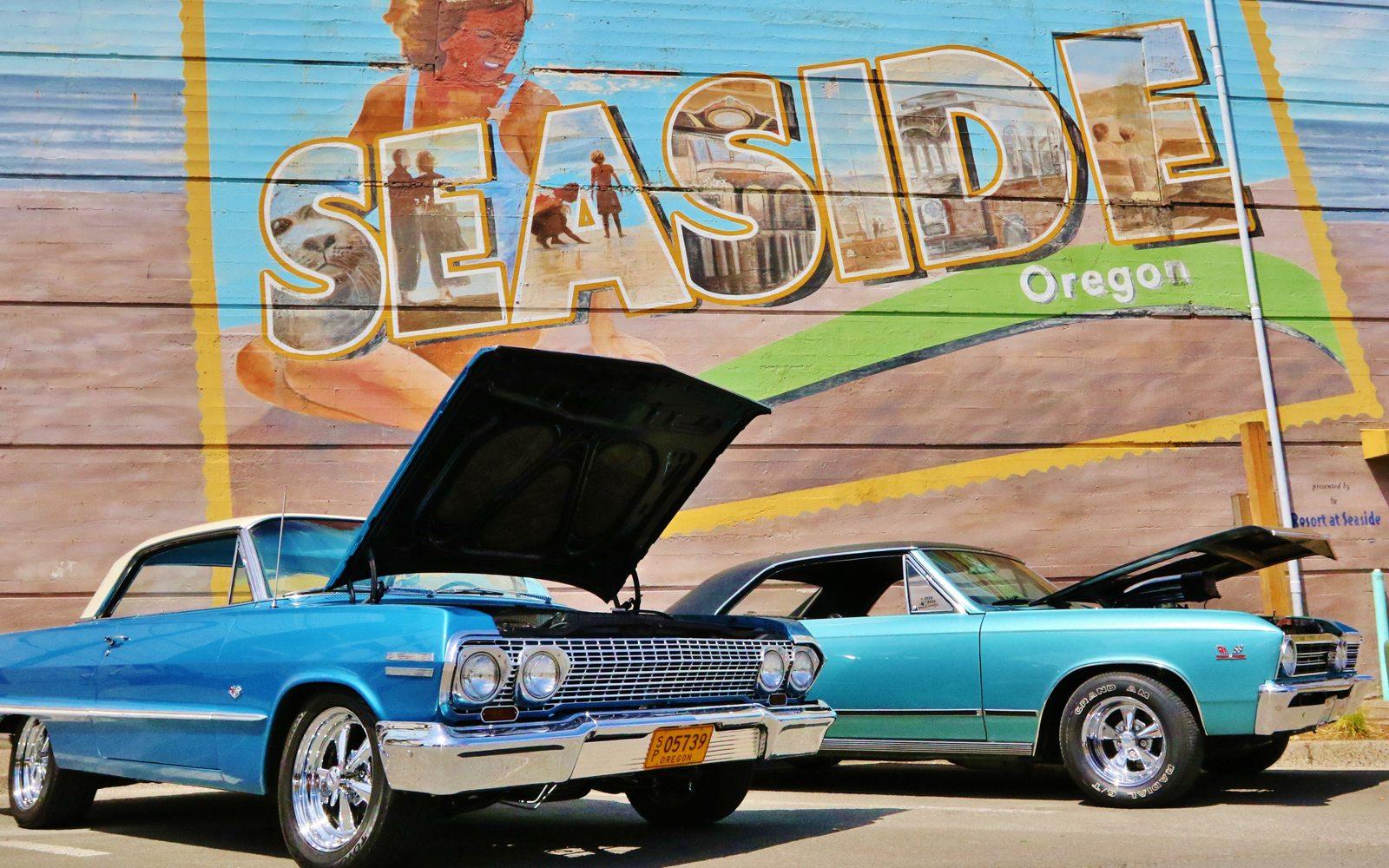 Hot Summer Car Shows help usher in the summer season in Seaside.