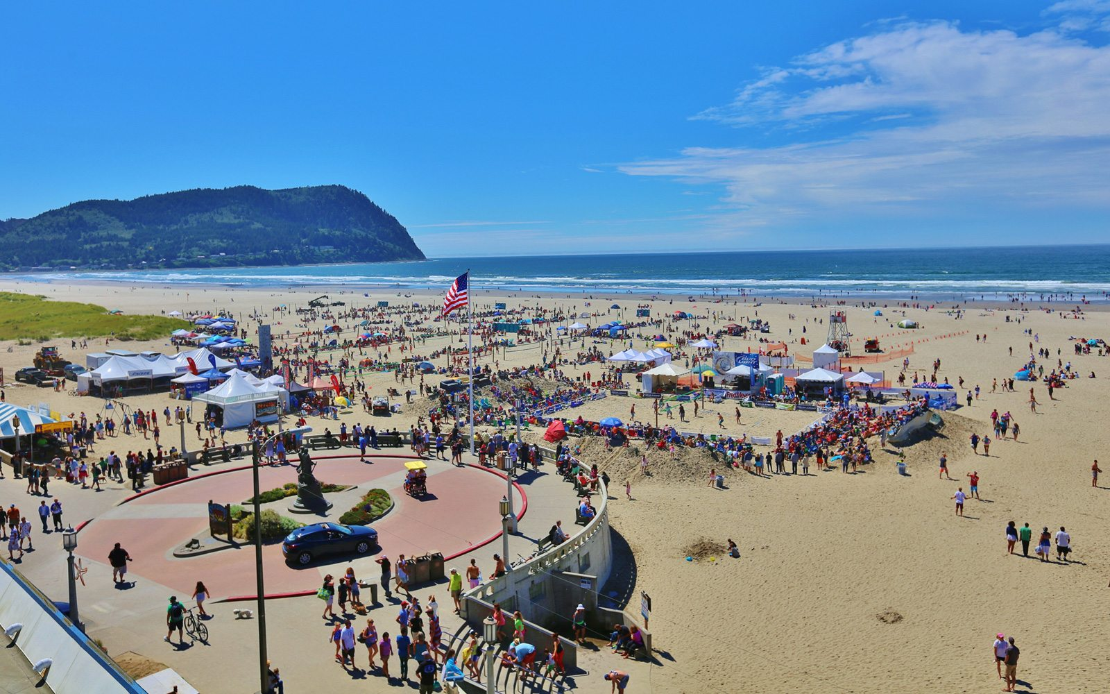 Seaside Beach Volleyball Tournament