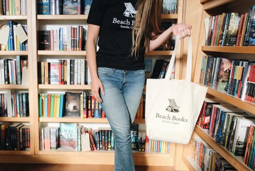 Beach Books is an independent book store in Seaside, Oregon.
